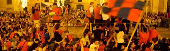 La Contrada Vallone ha vinto la 39ª edizione del Gonfalone